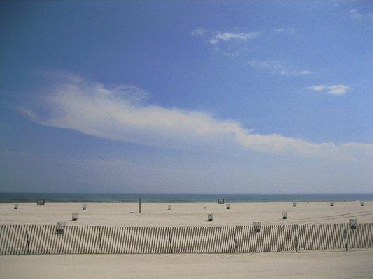 Jones Beach Field 6 in Long Island -- where I went Saturday (not my own photo)