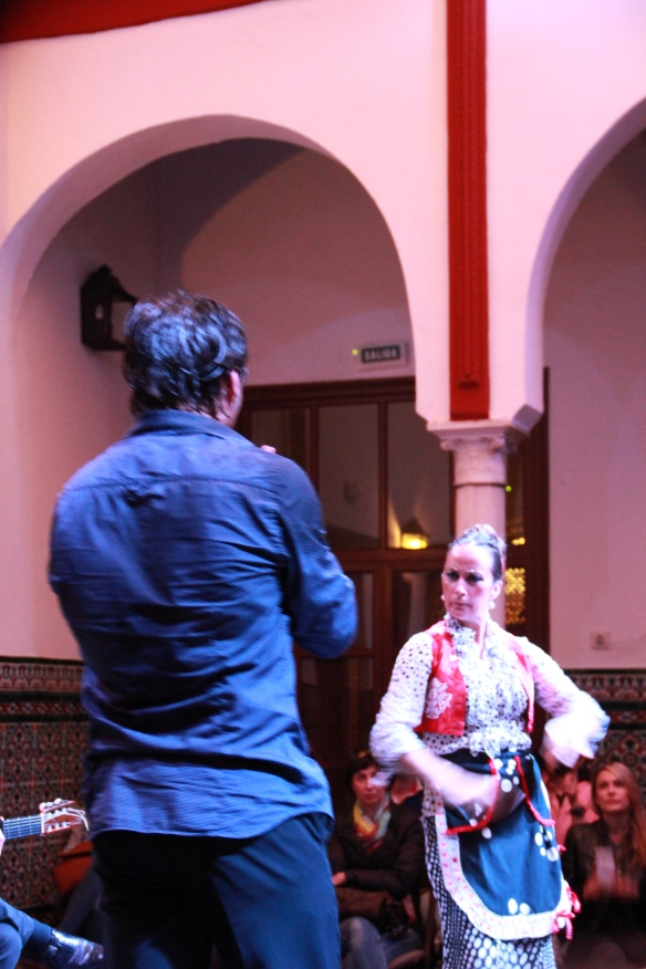 Intimate Flamenco show -- Passion!