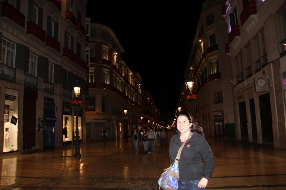 I love Malaga